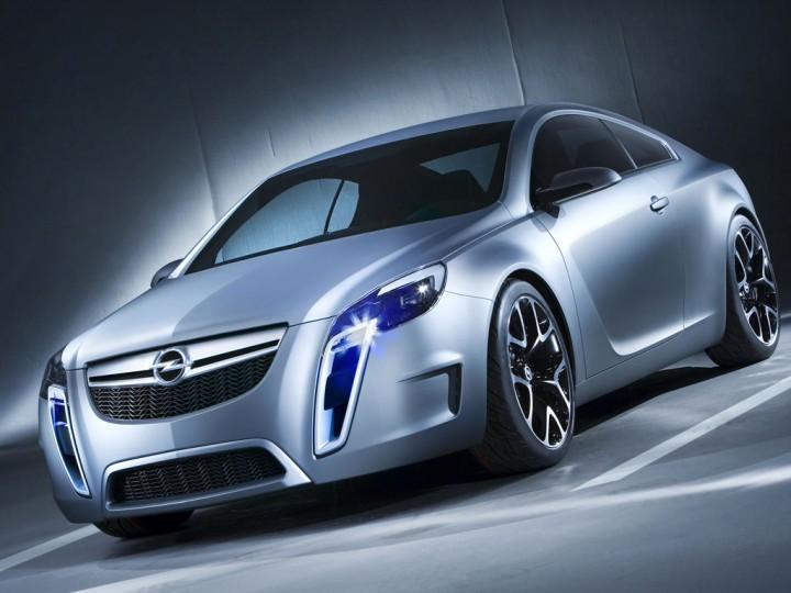 Opel Gtc Concept Car Body Design