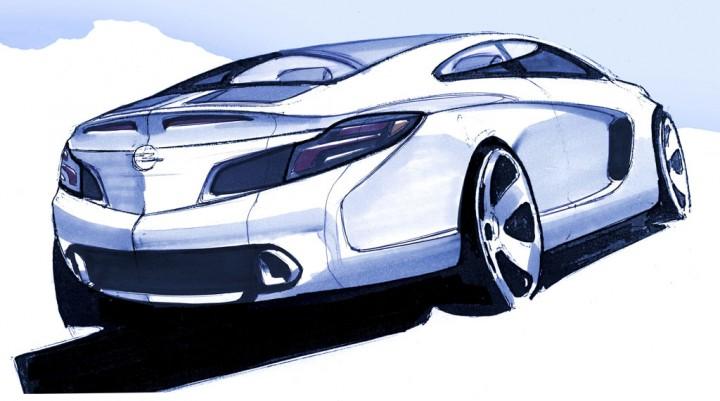 Opel Gtc Concept The Design Car Body Design