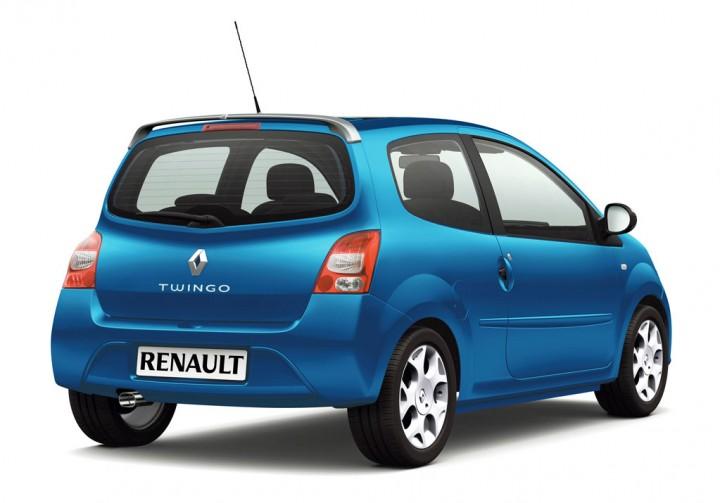 Renault New Twingo Car Body Design