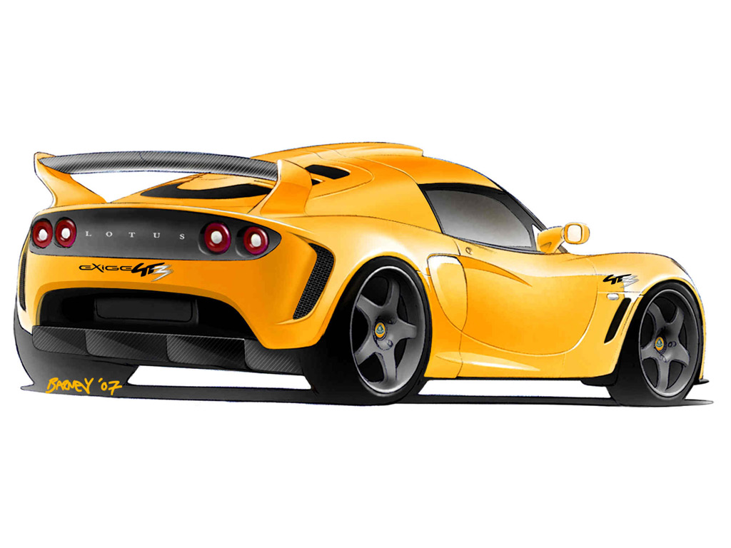 Lotus Exige Wallpapers