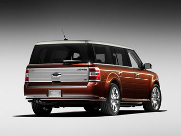 Ford Flex Car Body Design