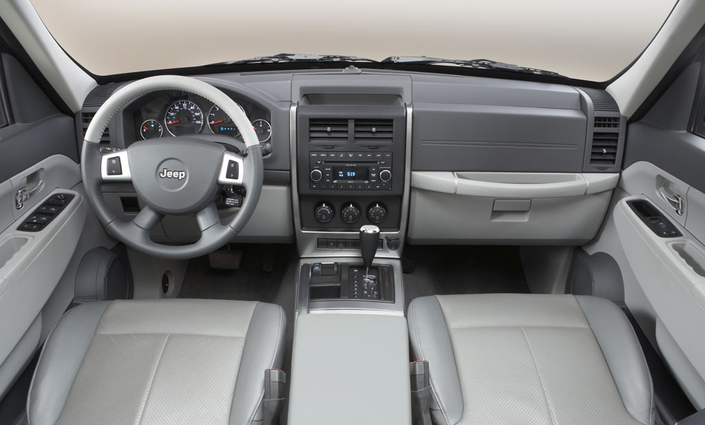 Jeep Liberty 2011 Interior. interior or anything else?