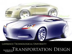 Automotive Design summer camp at Lawrence Tech