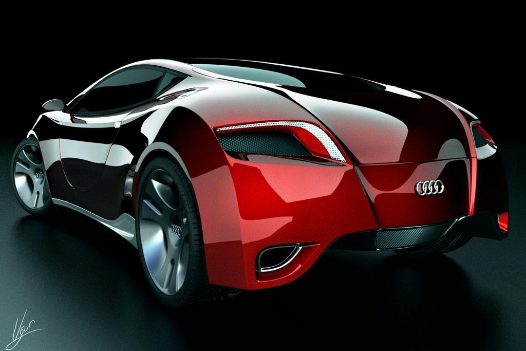 Audi Spider Concept 2010