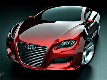 Audi Locus Concept by Ugur Sahin
