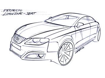 SEAT Will Produce Two New C/D-segment Models - Car Body Design