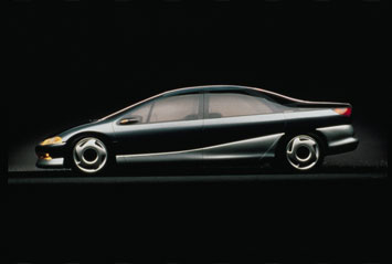 Chrysler: 20 years of Concept Cars - Car Body Design