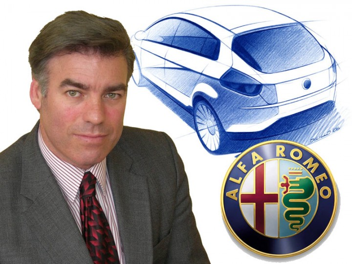 Frank Stephenson is new head of Alfa Romeo Style