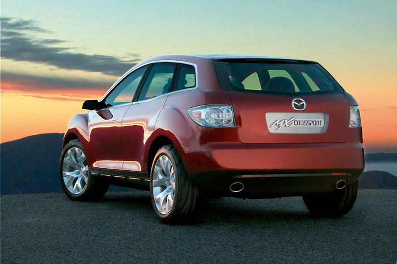 Mazda Mx Crossport Concept Page 2 Car Body Design