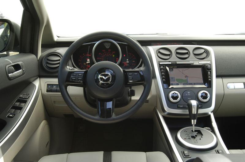 Mazda Cx 7 Design Story July 2007 小猫 新浪博客
