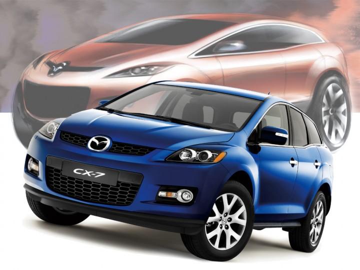 Mazda CX-7: design story - Car Body Design