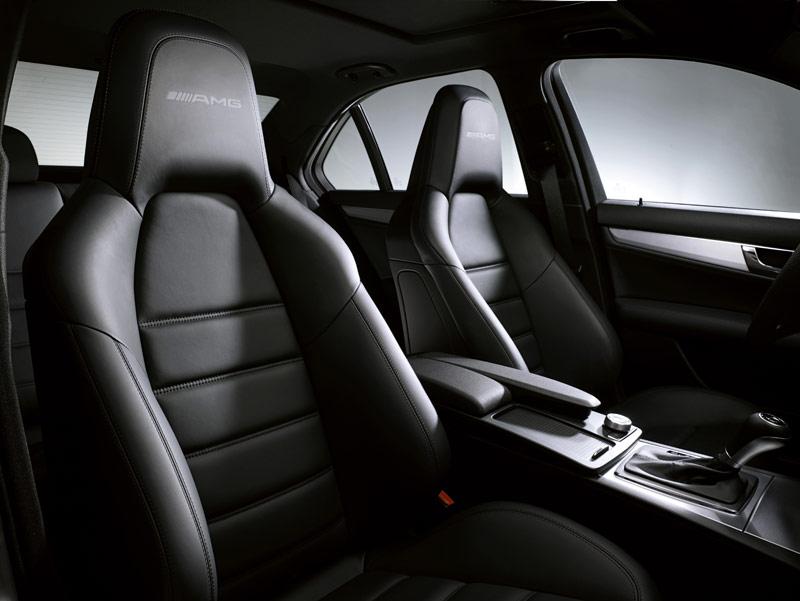 Mercedes-Benz C 63 AMG interior - Car Body Design