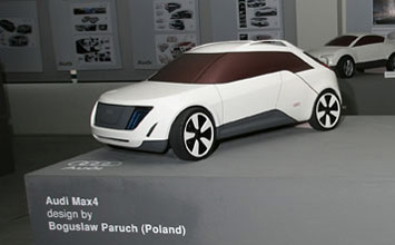 Audi Rone Concept by Boguslaw Paruch