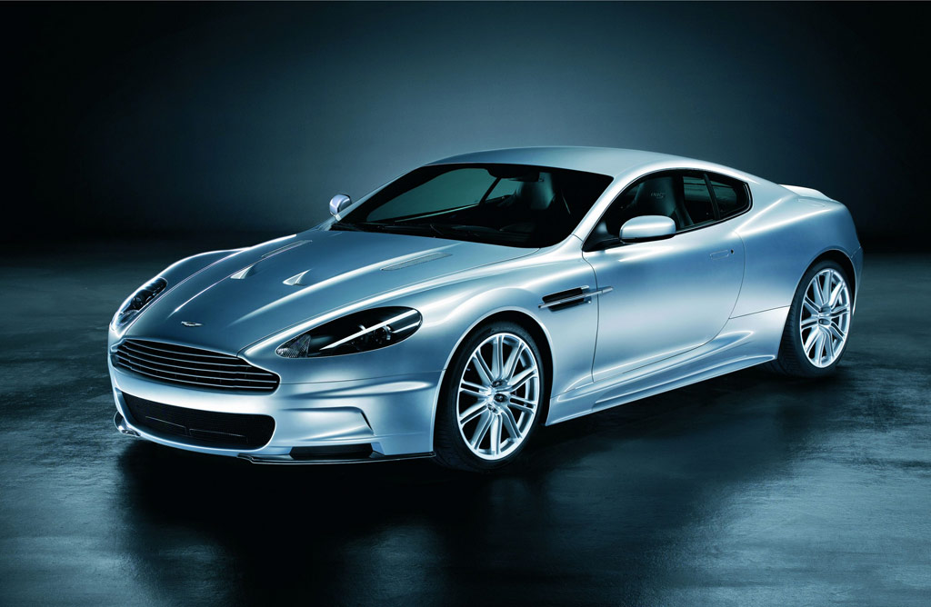 Aston Martin DBS V12 Wallpapers