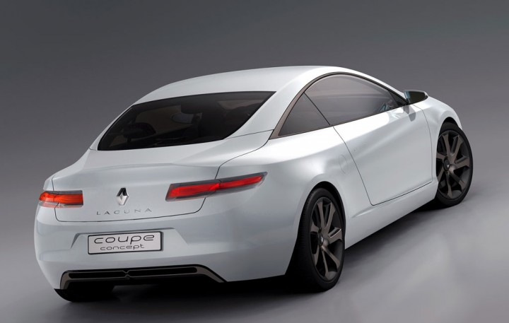 renault laguna coupe concept car body design. Black Bedroom Furniture Sets. Home Design Ideas