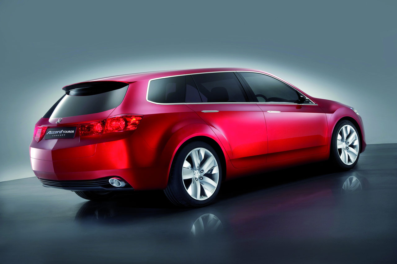 honda accord tourer wins red hot design award car body design. Black Bedroom Furniture Sets. Home Design Ideas