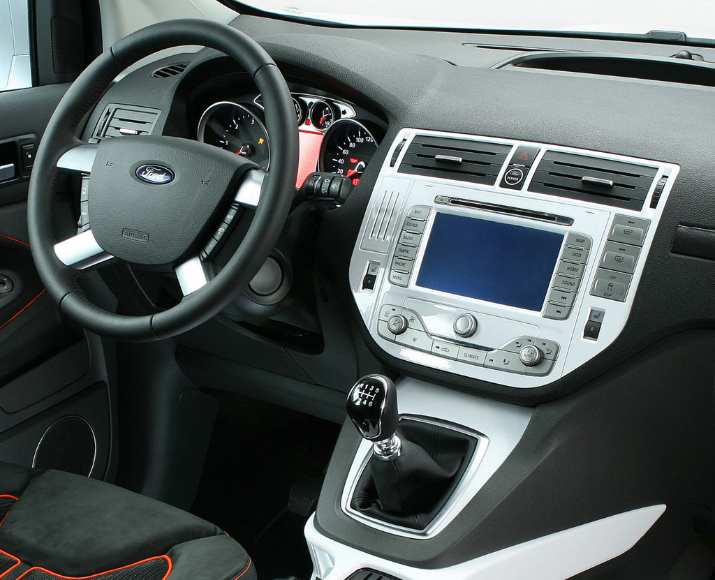 Ford Kuga Interior Detail Lg