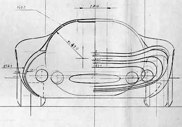 Competizione - cross sections