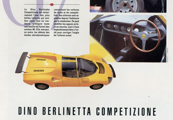 Competizione - article published on L'Auto Journal magazine