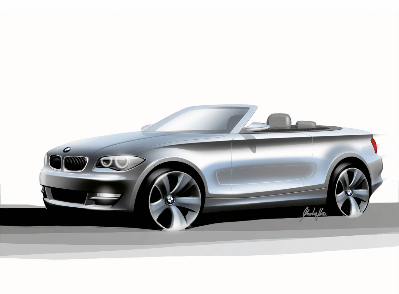 bmw 1 series convertible car body design. Black Bedroom Furniture Sets. Home Design Ideas