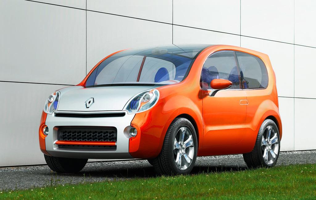 Fotos del Renault Kangoo - Zcoches