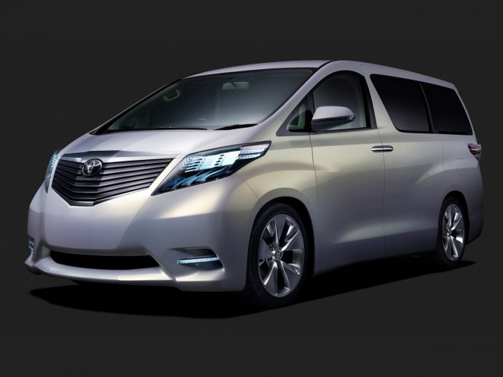Toyota Ft Mv Concept Page 5 Car Body Design