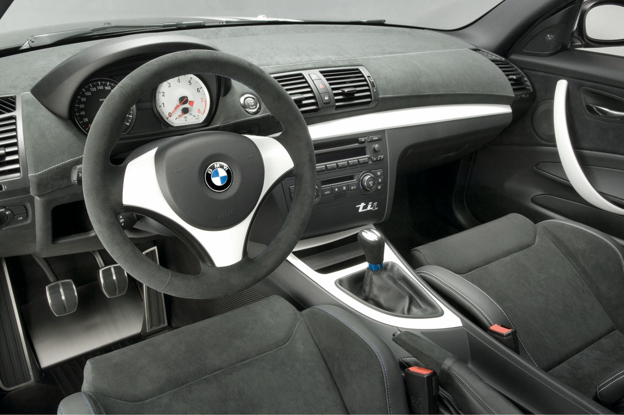 Bmw Concept Series Tii Interior Lg
