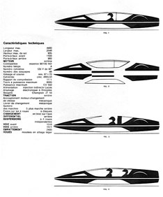 Ferrari Modulo - technical specifications