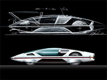 Exclusive: Ferrari Modulo story - Image Gallery