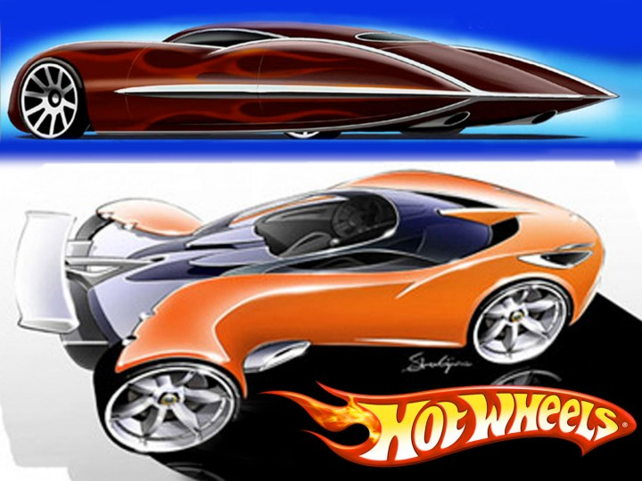 Hot Wheels Designer's Challenge