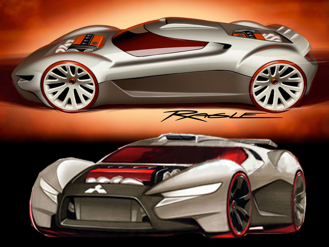 Autocar Hot Hatch 2020 Design Competition - Car Body Design