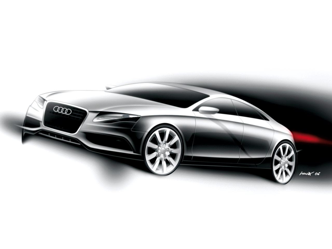 Audi A The Design Car Body Design - Audi car design