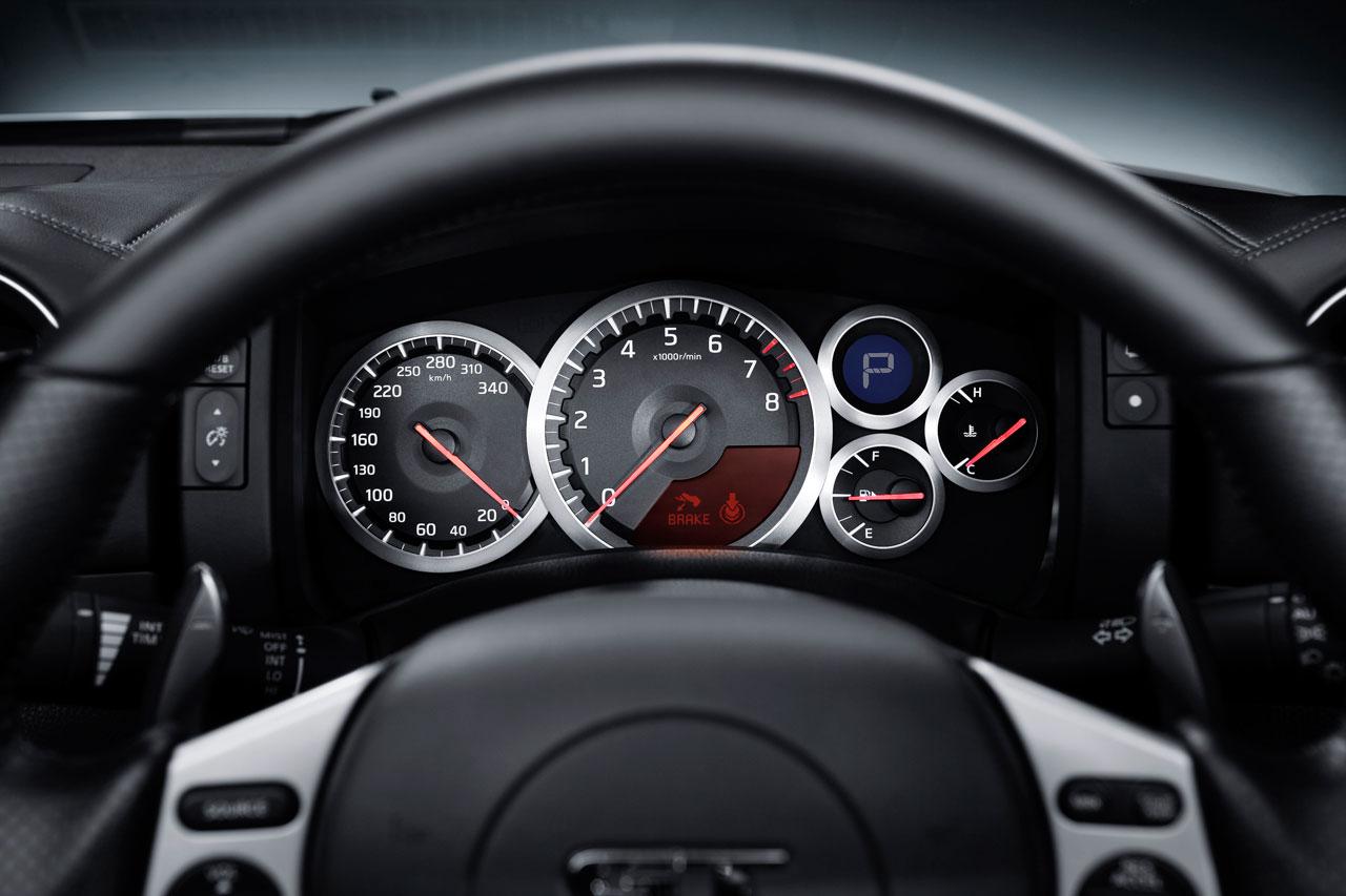 Nissan Gt R Car Body Design