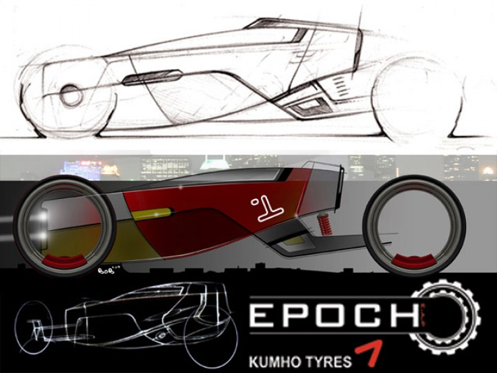 Exclusive: Kumho Epoch design story