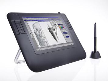 Графические планшеты и инструменты ввода производства Wacom.