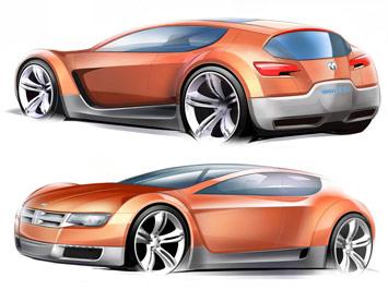 dodge zeo concept preview   car body design