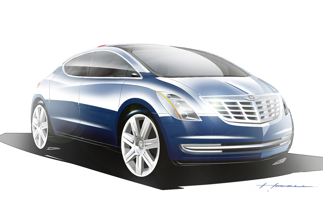 Chrysler ecoVoyager Concept –