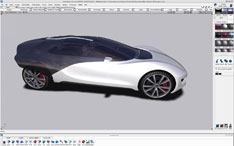 VW Viseo Concept - Alias screenshot