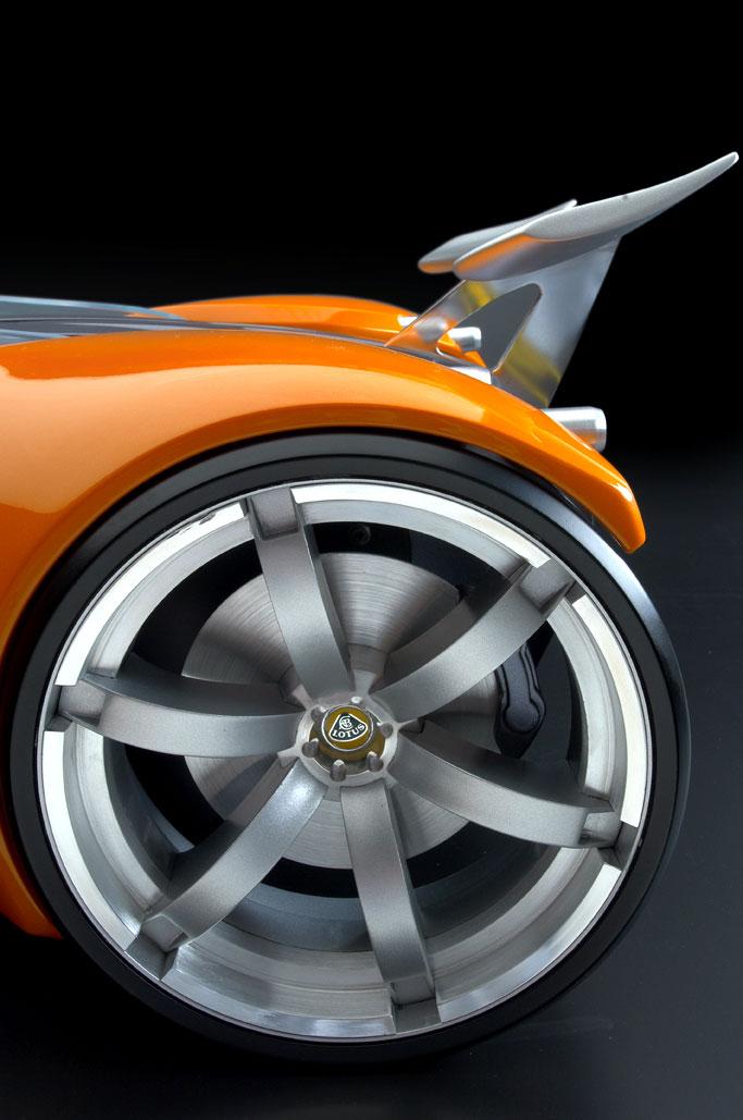 Hot Wheel Concept
