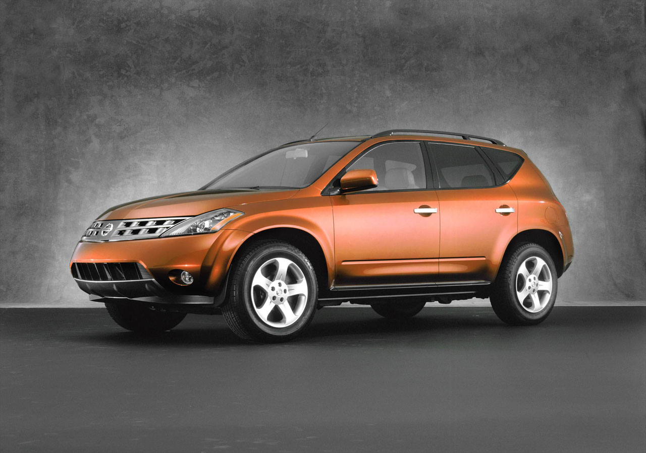 Nissan Murano Mce Inspired By New Quest