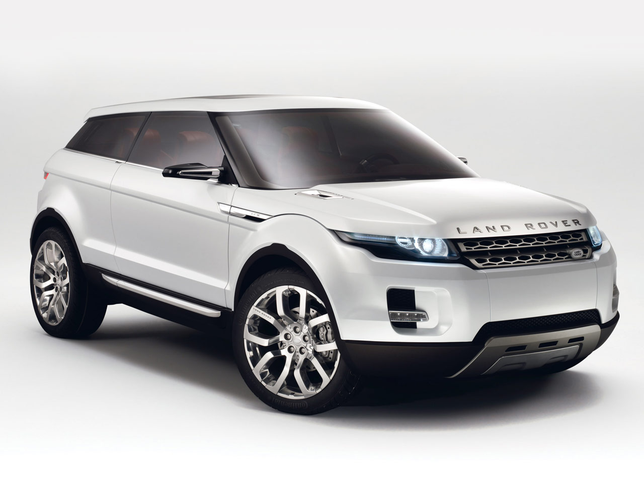Land Rover Cars Images Land Rover LRX Concept