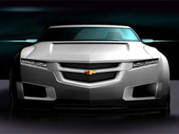 Chevrolet Volt Design Sketch