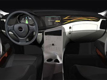 featuring more than 50 new technologies for automotive interiors