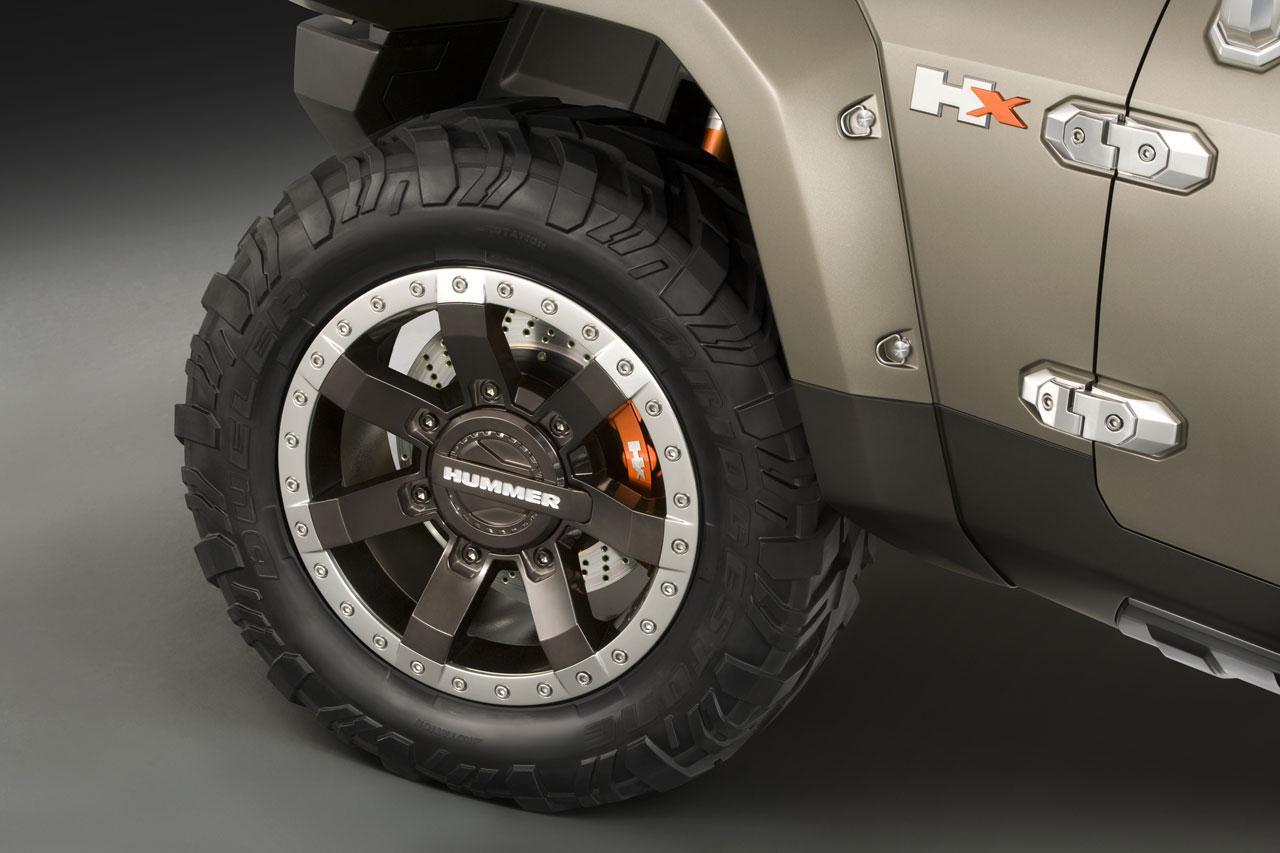Hummer Hx Concept H4