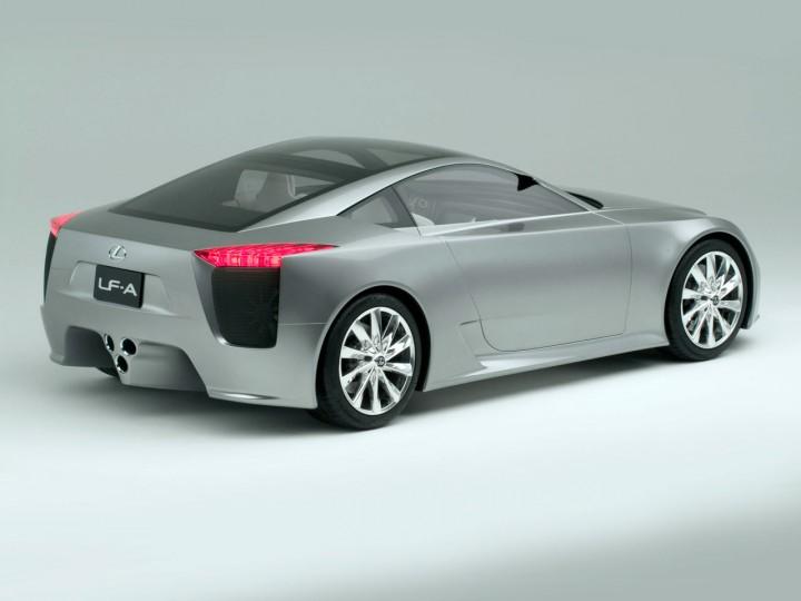 Lexus LF-A Concept - Page 2 - Car Design