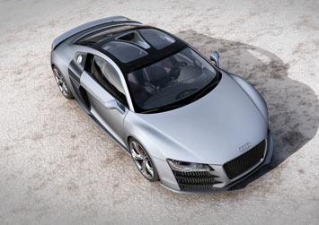 Audi R8 V12 TDI Concept - Page 9 - Car Body Design