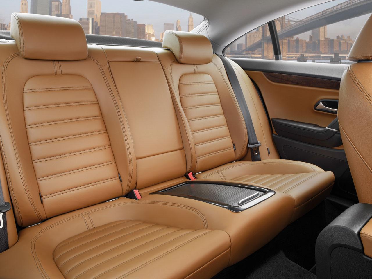 vw passat cc interior car body design