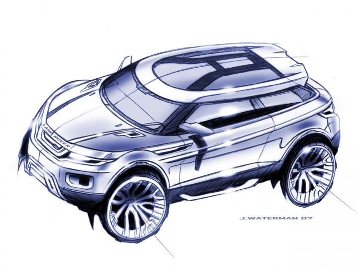 Land Rover LRX Concept: design images - Page 23 - Car Body Design