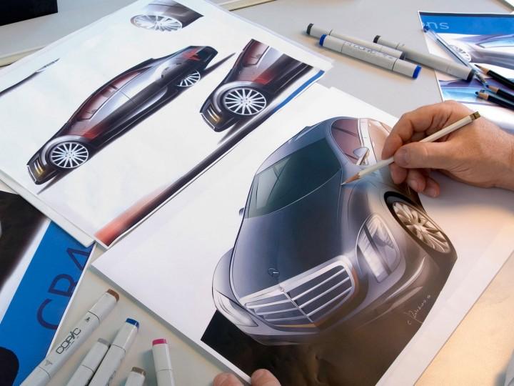mercedes benz advanced design studio como italy car body design. Black Bedroom Furniture Sets. Home Design Ideas