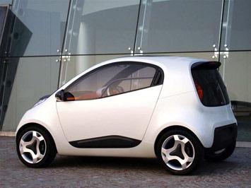 Pininfarina Nido Concept (2004) - Page 2 - Car Body Design